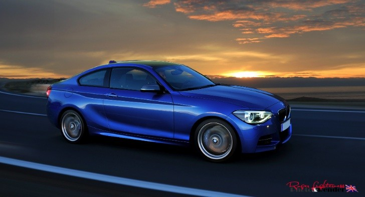 BMW Bringing M235i to the US in 2014