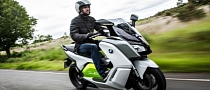 BMW C Evolution Electric Scooter Is Smoking Hot [Photo Gallery]