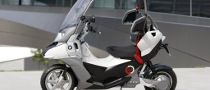 BMW C1-E Concept - The Future Urban Vehicle