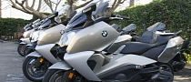 BMW C650GT Maxi Scooters Recalled, May Lose the Luggage Rack [Photo Gallery]