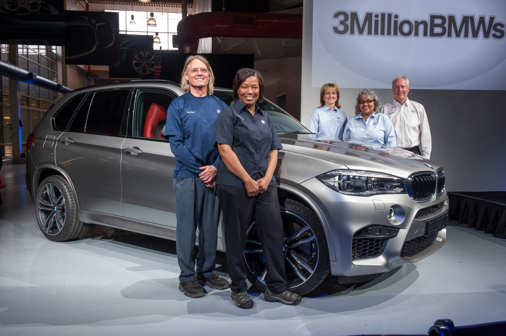 Bmw Celebrates 3 Million Cars Made In South Carolina