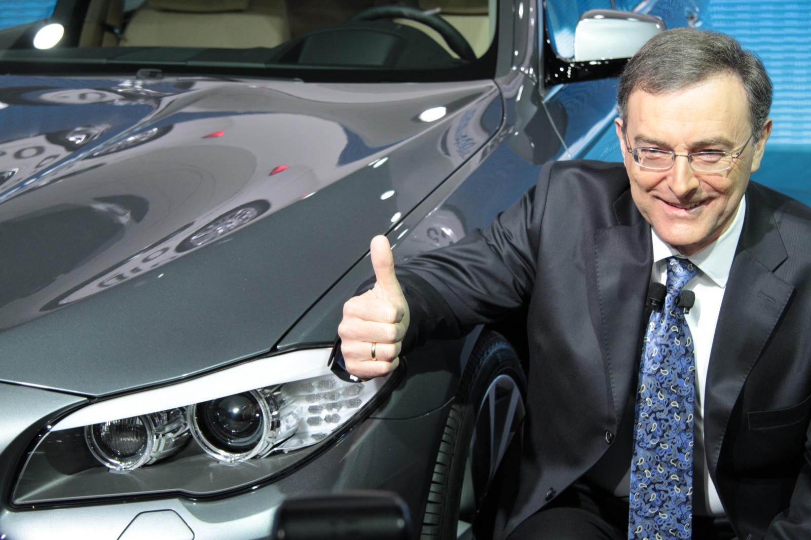 Bmw Ceo Reveals 2020 Strategy Key Points Autoevolution
