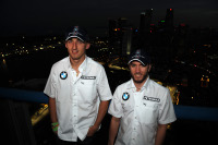 Kubica and Heidfeld looking strong for 2009