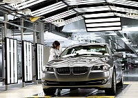 BMW 5-Series Production