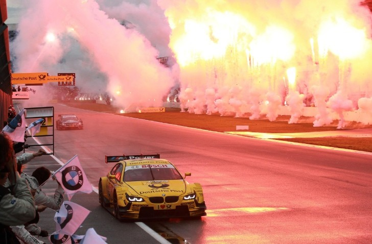BMW Defends DTM Manufacturers' Title [Photo Gallery]