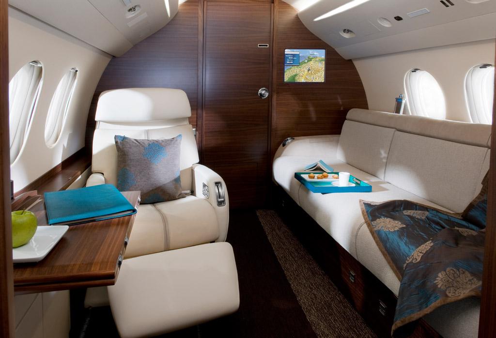 falcon 7x interior - Business Jet Interior Design