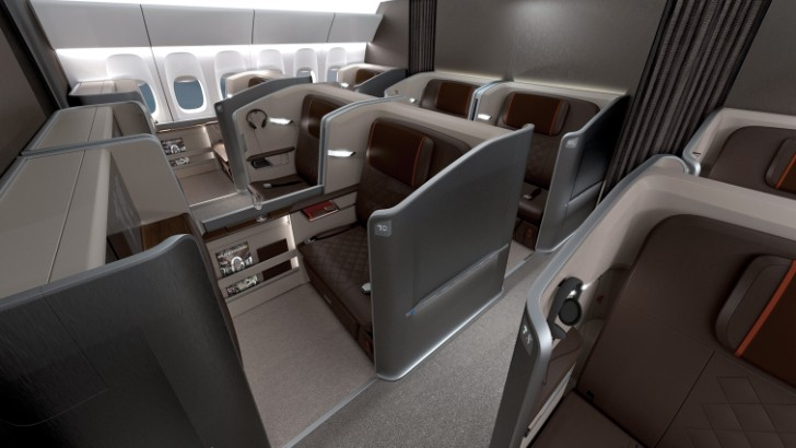 BMW DesignWorks Helps Singapore Airlines Reach New Luxury Standards