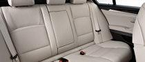 BMW Developed Innovative Seatback Design for the 5 Series