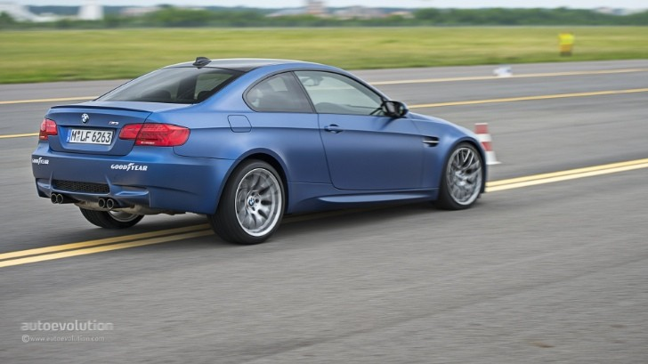 BMW Driving Experience: How To Manhandle a BMW M