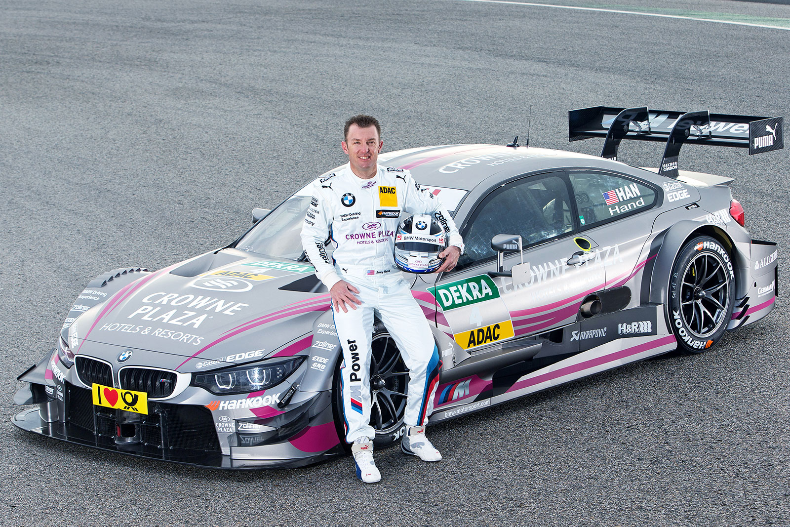 Bmw Drops Joey Hand For 2015 Dtm Championship Autoevolution