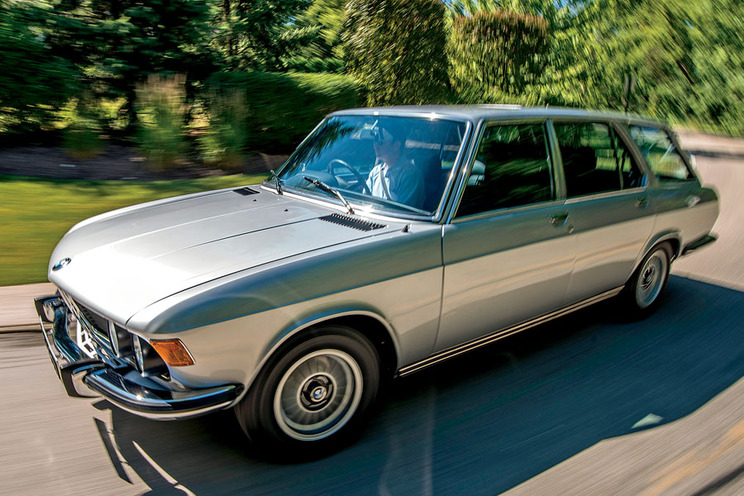 Bmw E3 Station Wagon A Blend Of British And German Engineering Autoevolution