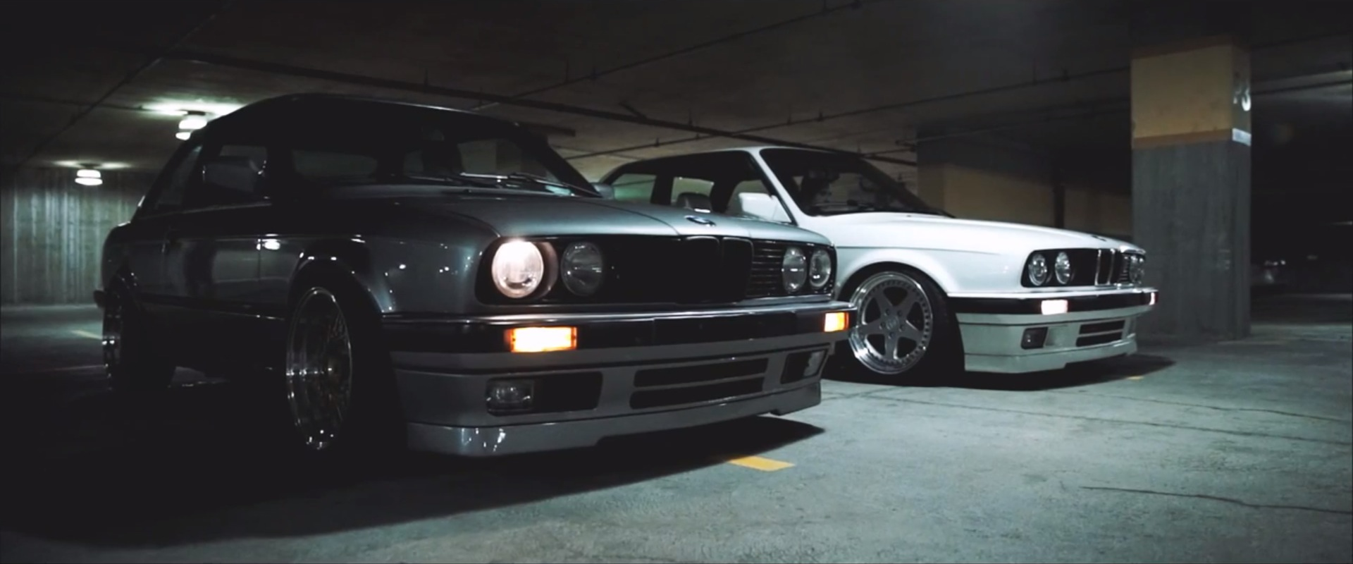 BMW E30 Duo Shows Us the Magic of Older Models Is still Enthralling ...