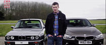 BMW E30 M3 vs BMW F30 320d in an Ageless Comparison [Video]