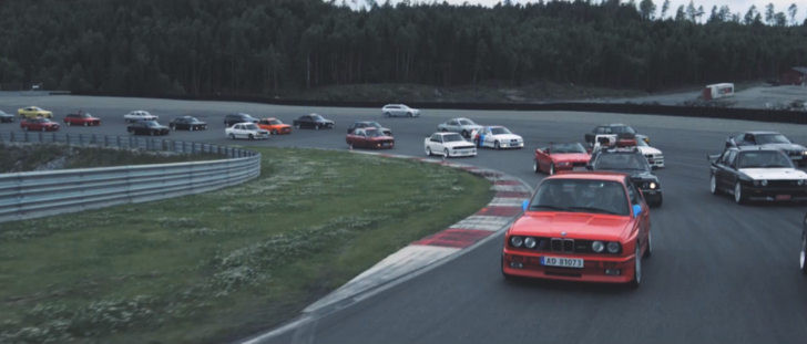 BMW E30 Meet Video Will Give You Goosebumps [Video]