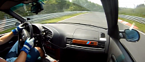 BMW E36 M3 Does Bridge to Gantry in 8'03''99 [Video]