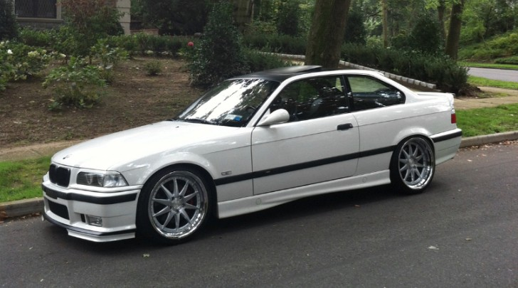 BMW E36 M3 on Rennen Wheels Is an Instant Classic