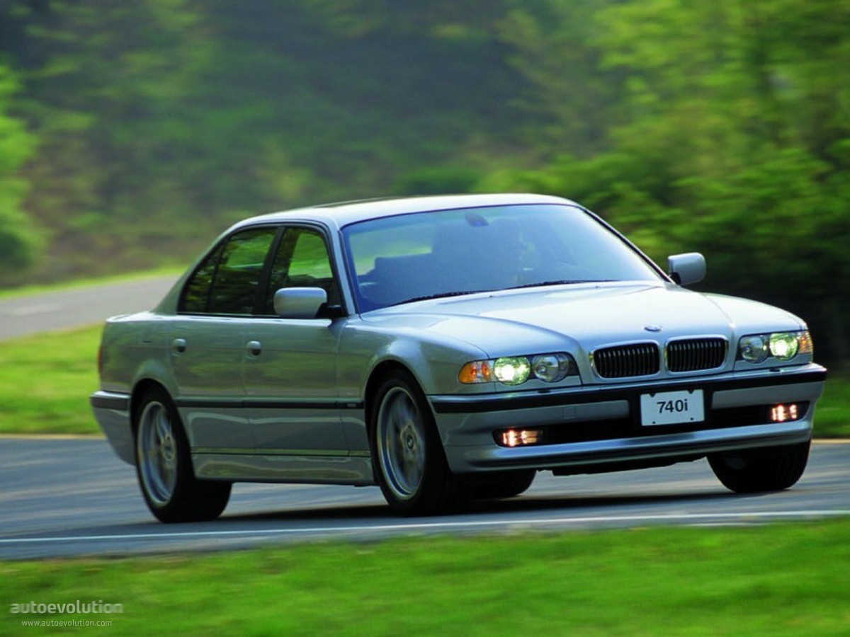 BMW E38 7 Series Has The Soul Of An E9 New Six