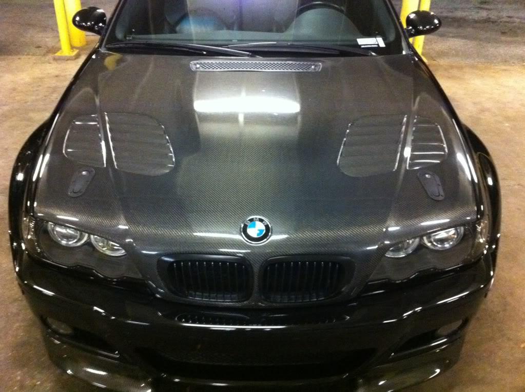 BMW E46 M3 Hood Pin Install DIY  autoevolution