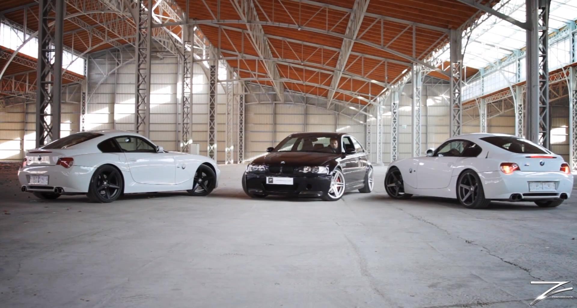 Bmw E46 M3 Vs E86 Z4 M Coupe In Z Performance Showdown