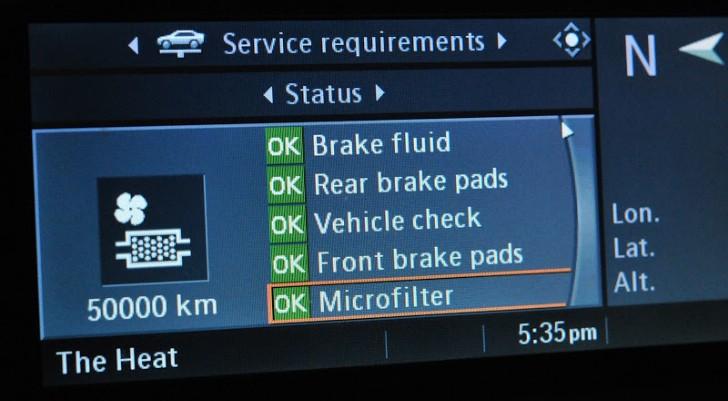 Bmw E60 M5 Service Interval Reset Diy Autoevolution