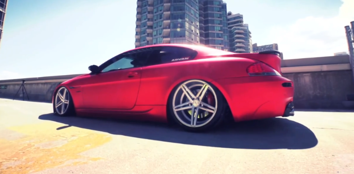 BMW E63 M6 and E93 M3 Team Up For Vossen's Latest Clip [Video]