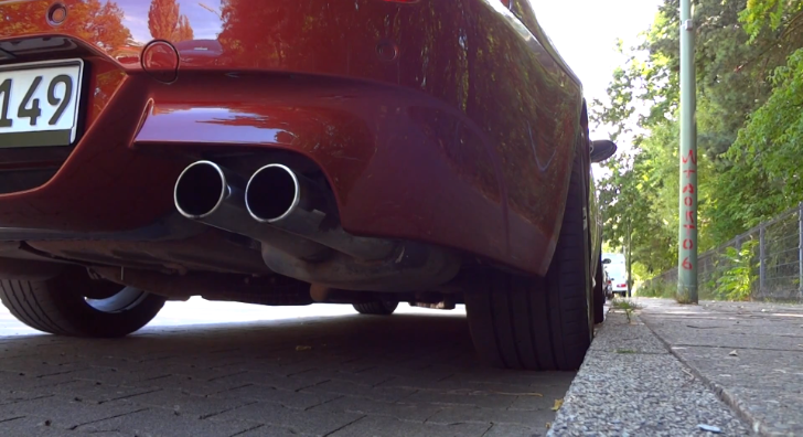 BMW E63 M6 V10 vs Audi S8 V10 Exhaust Wars [Video]