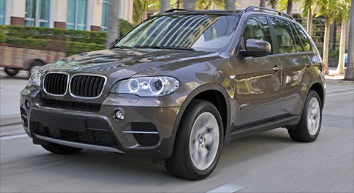 BMW E70 X5 Is a Man's Car According to Cars.com