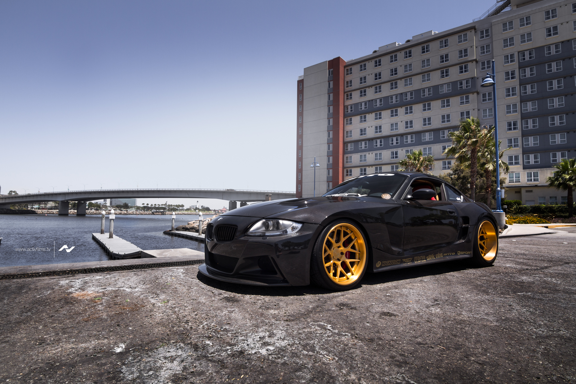 Bmw E86 Z4 M By Slek Design Is Unique Autoevolution