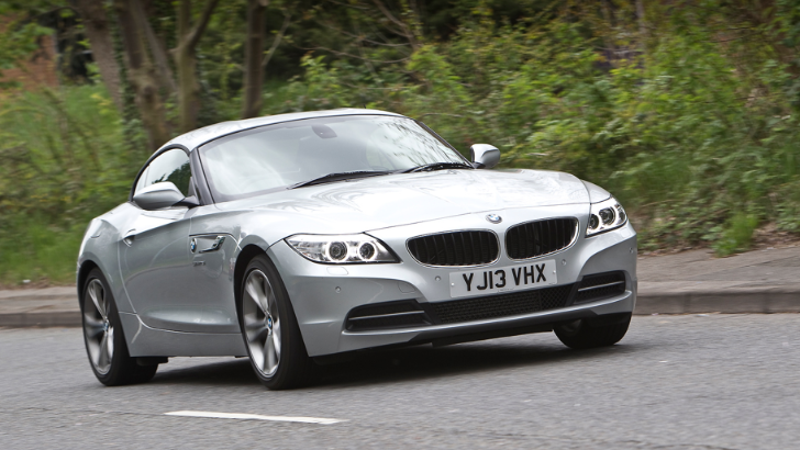 BMW E89 Z4 LCI sDrive18i Review by Autocar