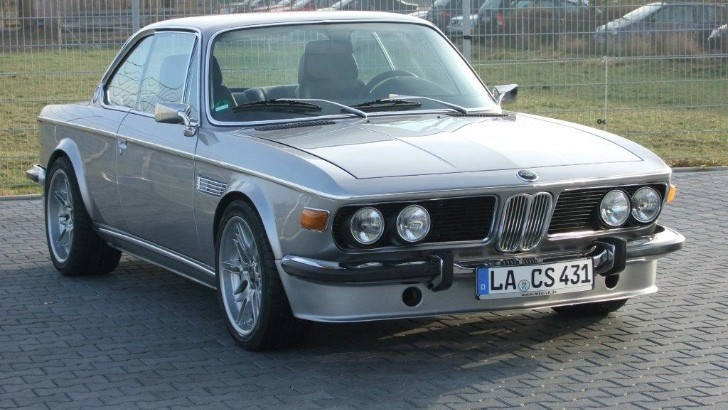 BMW E9 CS Gets E39 M5 Drivetrain in Mind-Blowing Project - Photo Gallery