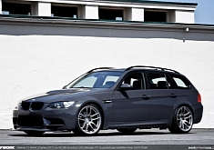 BMW E91 M3 Conversion Is a Rare Bird