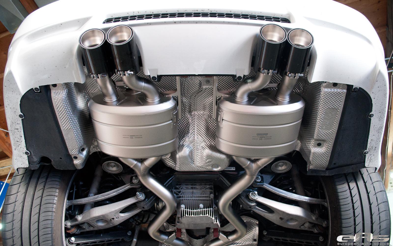 Verbazingwekkend BMW E92 M3 Gets Akrapovic Exhaust at EAS - autoevolution VK-86