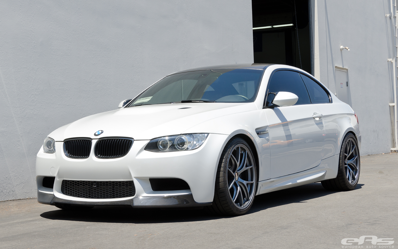 bmw e92 m3 on bbs wheels gets gt4 exhaust at eas. Black Bedroom Furniture Sets. Home Design Ideas