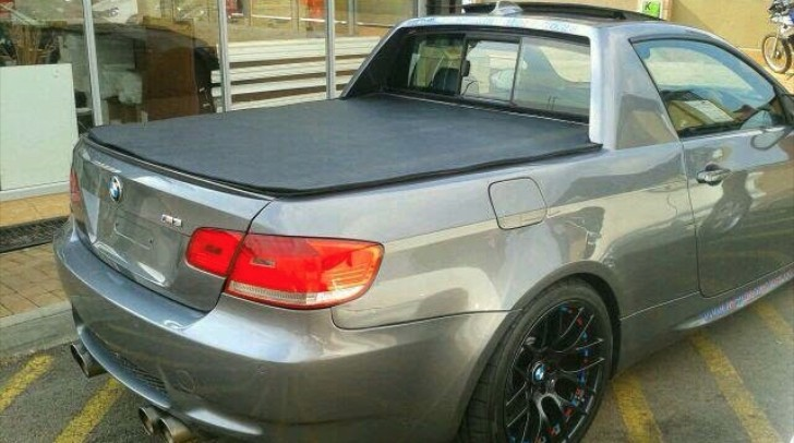 Bmw E92 M3 Pickup Shows Up In South Africa Autoevolution
