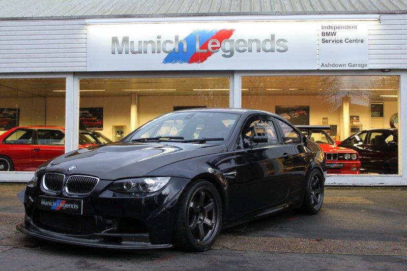 BMW E92 M3 RoadLegal Race Car Is Yummy  autoevolution