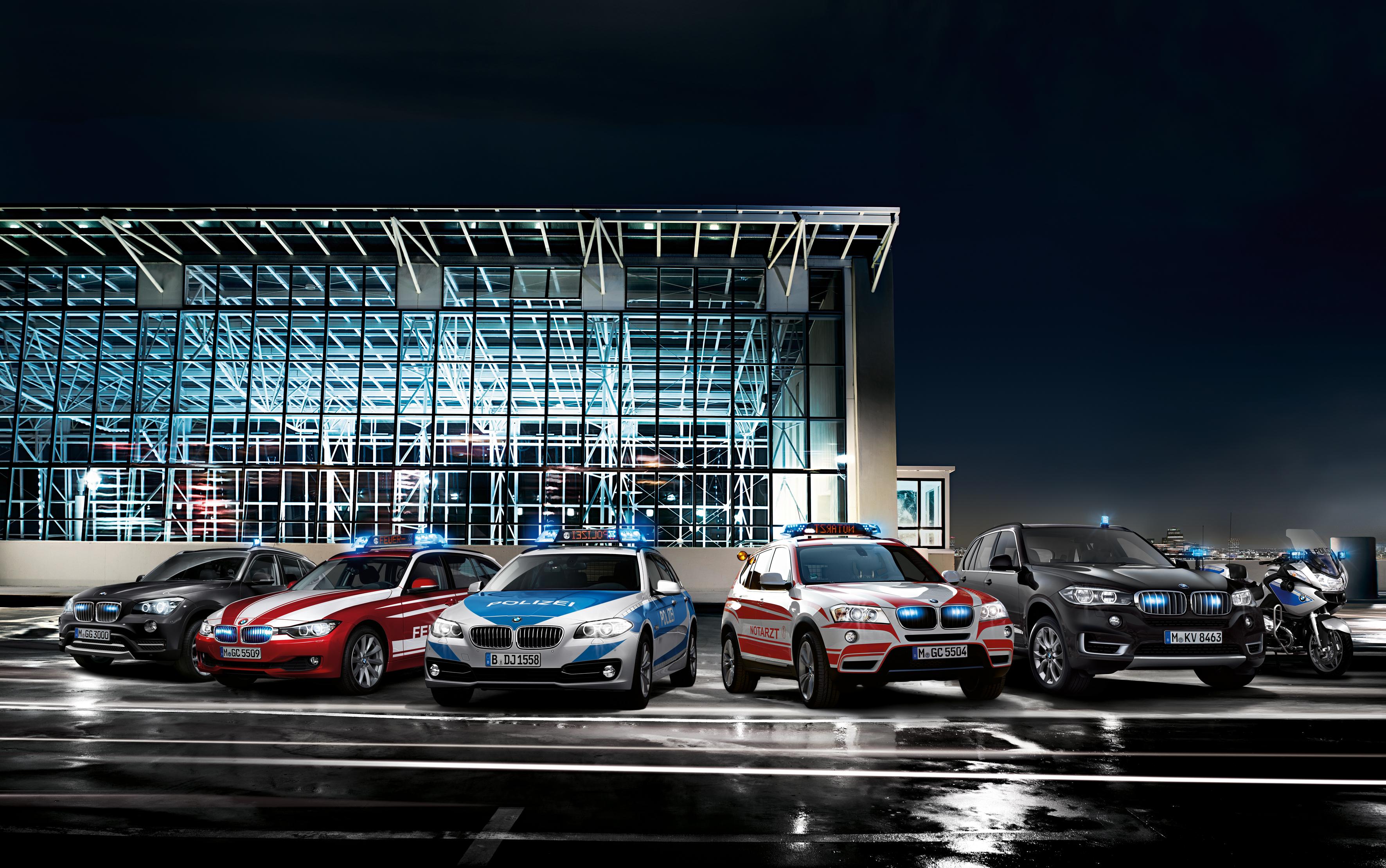 First BMW I Emergency Vehicle To Open Interschutz - 2015 bmw lineup