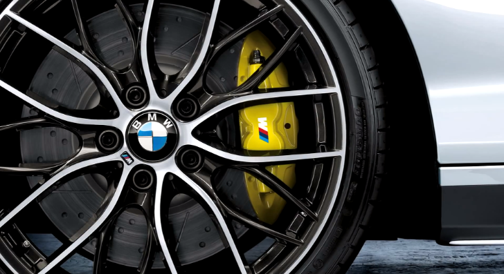 BMW Explains Brake Dust [Video]