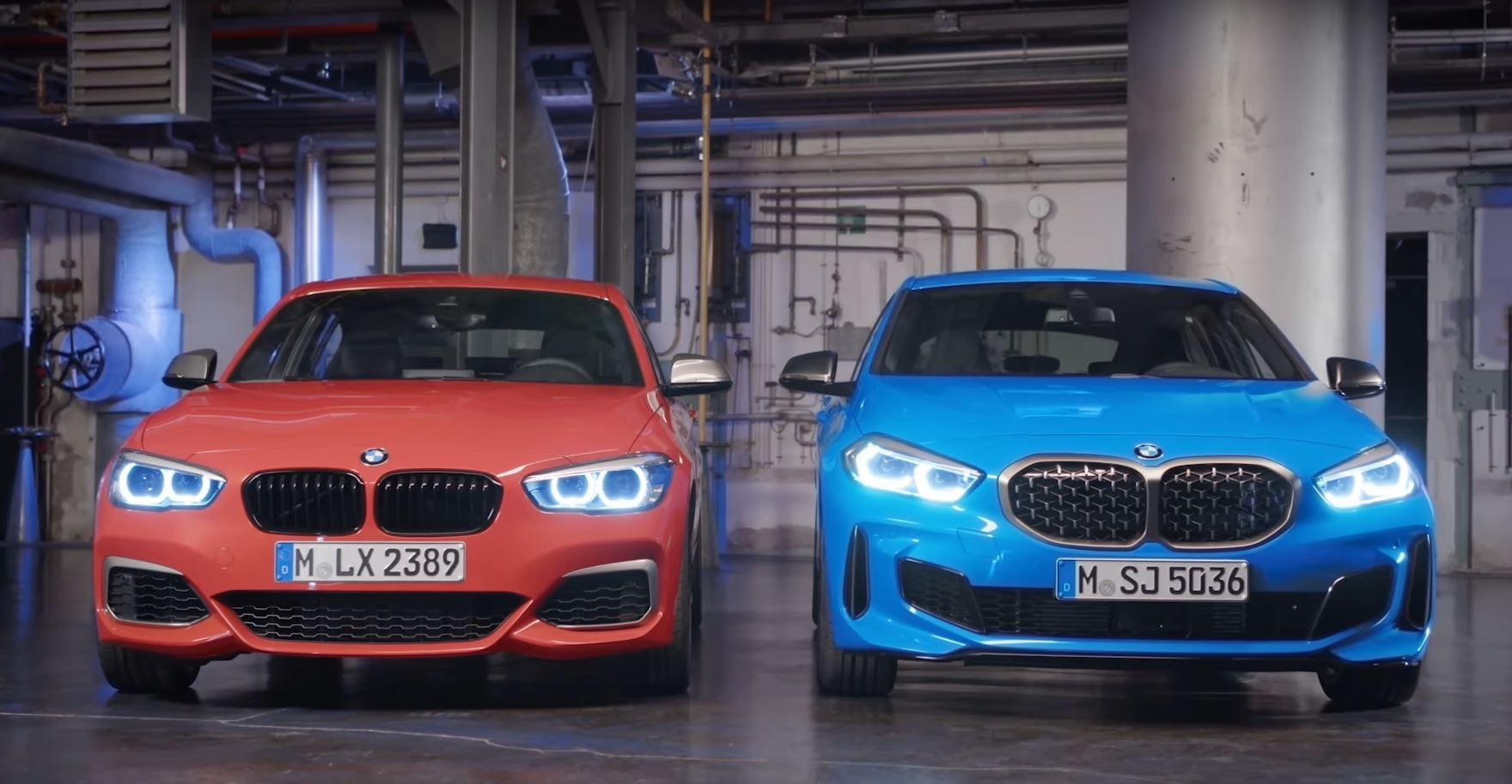 Bmw Explains The Difference Between 1 Series 2nd And 3rd