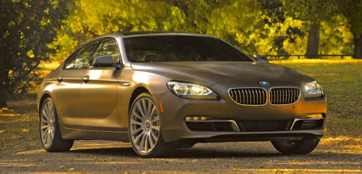 BMW F06 Gran Coupe 640i Review by The Auto Channel