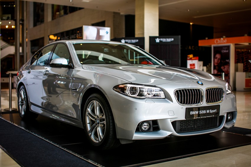 Bmw F10 5 Series Lci Launched In Malaysia Autoevolution