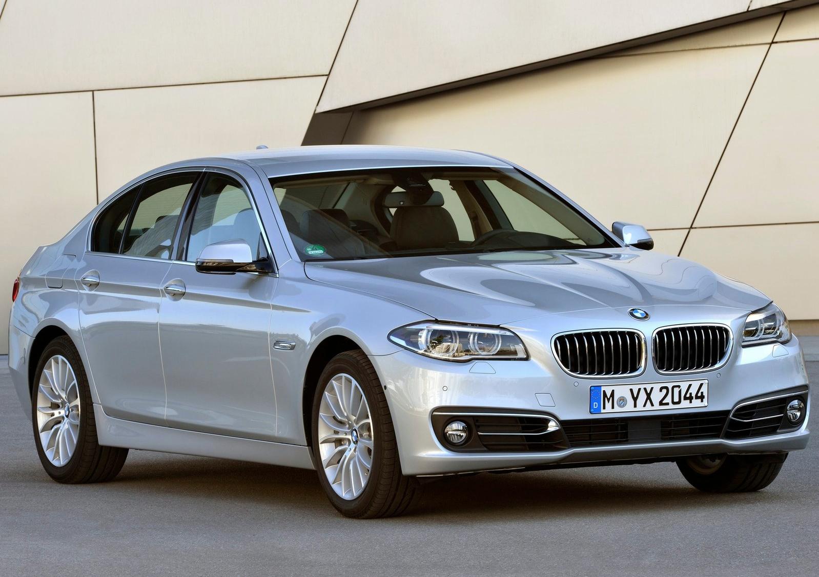 BMW F10 518d Review by CAR Magazine - autoevolution