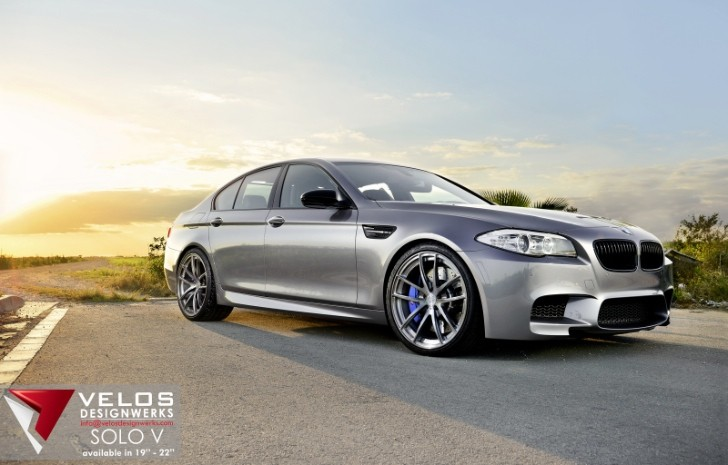 BMW F10 M5 Revised by Velos Designwerks