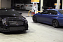 BMW F10 M5 vs 2013 Cadillac CTS-V Coupe [Video]
