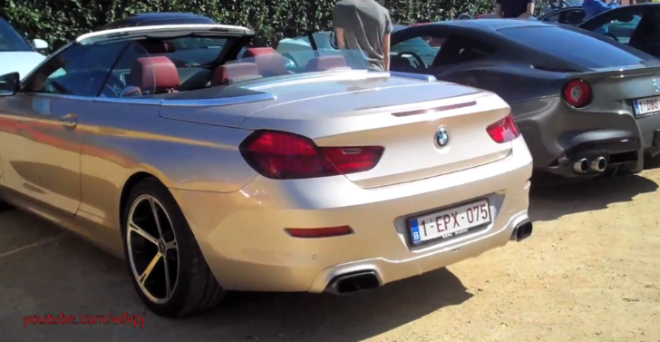 BMW F12 640i Sounds Good with AC Schnitzer's Exhaust [Video]