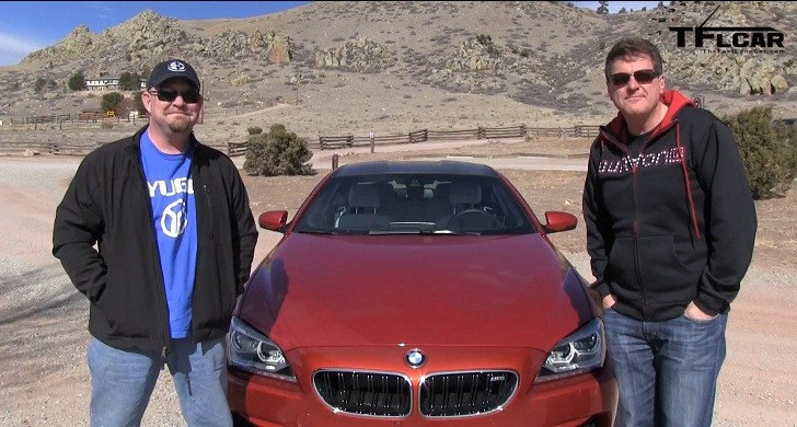BMW F12 M6 Coupe Tested at 1 Mile Above Sea Level [Video]