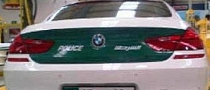 BMW F13 M6 Joins the Dubai Police Force