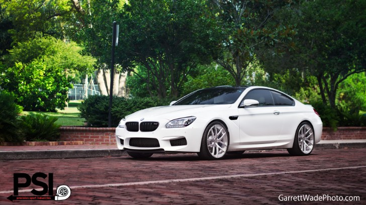 BMW F13 M6 on Modulare Wheels Comes from PSI [Photo Gallery]