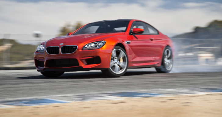 BMW F13 M6 Test Drive by MotorTrend
