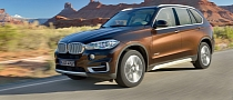 2014 BMW F15 X5 Officially Unveiled [Photo Gallery]