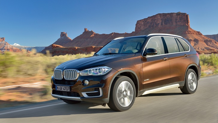 2014 BMW F15 X5 Officially Unv...